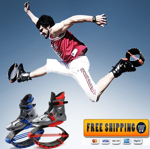 Hot Sell Kangoo Jumps Shoes Unisex Fitness Jumping Shoes Outdoor Sports  Bounce Kangoo Jumping Toning Shoes Sports Shoes Kangoo купить на AliExpress d14db07b965
