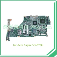 NOKTION DA0ZQKMB8E0 NBMA311003 NB MA311 003 For acer aspire V5 572 V5 472P Laptop motherboard GeForce