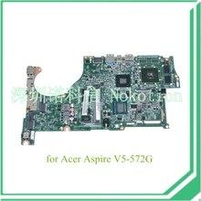 NOKTION DA0ZQKMB8E0 NBMA311003 NB MA311 003 For acer aspire V5 572 V5 472P font b Laptop