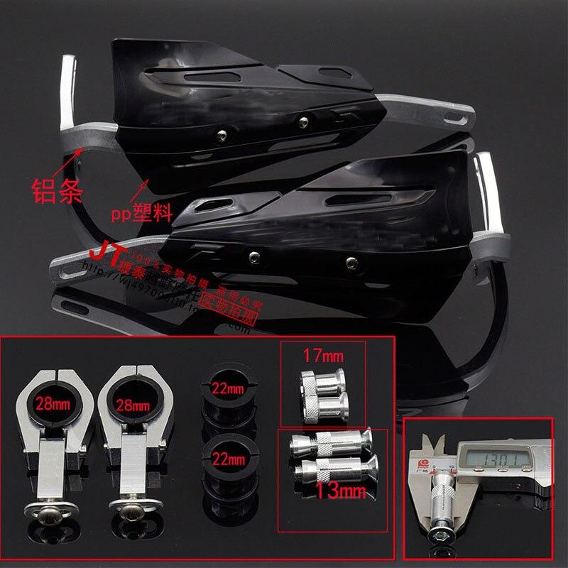 Motorcycle handguards CR CRF YZF KXF RMZ Kayo BSE Dirt Bike MX Enduro Supermoto