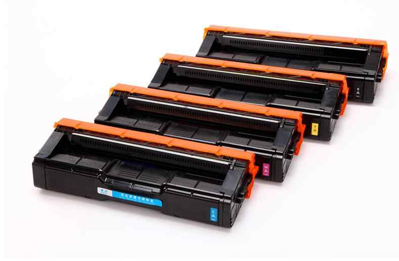 2018 compatible color copier toner cartridge For RICOH C220 SPC220N C221SF 220S copier toner kit printer cartridge KCMY 4pc/lot