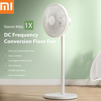 Xiaomi Mijia 1X DC Frequency Conversion Fan APP Control Home Cooler Floor Standing Fan Air Conditioner Natual Wind Voice Control