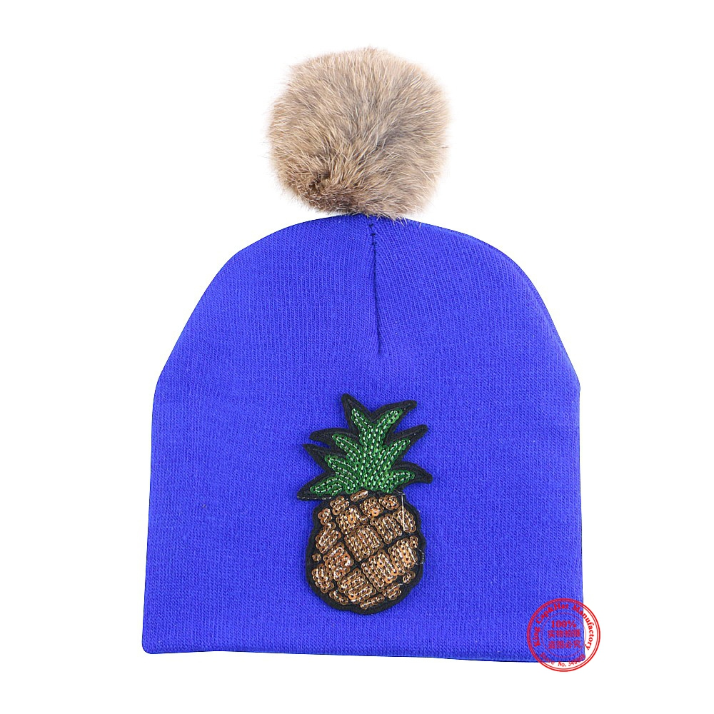 0-2 year old boy girl baby lovely beanies brand winter hat cap multi colorful cotton thermal knitted skullies novelty kid gorros