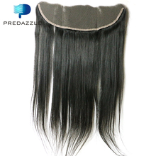 Brazilian Top 7A Lace Frontal Closure Bundles Virgin Hair With Closure Natural Wave Ear To Ear 13x4Lace Frontal