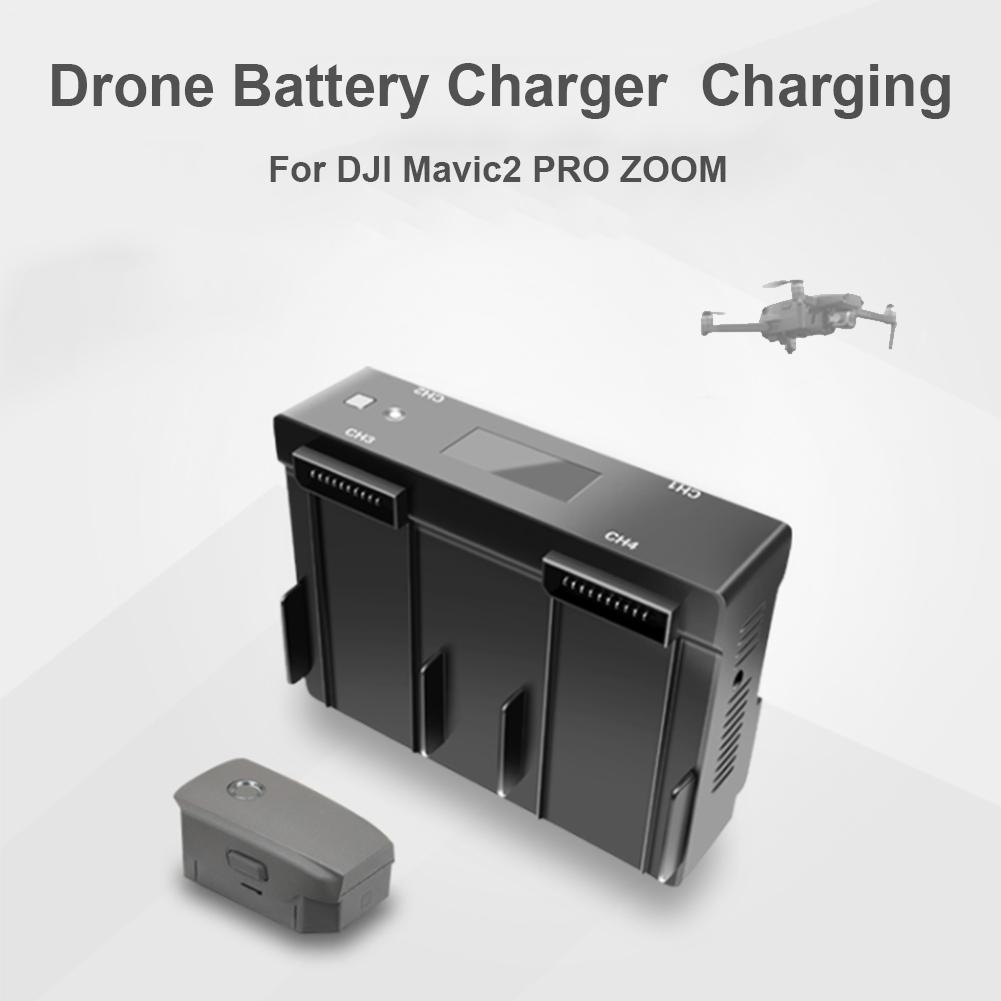 Battery-Charger Drone Mavic2 Housekeeper Hub-Charging-Station-Battery For DJI Input-Mode