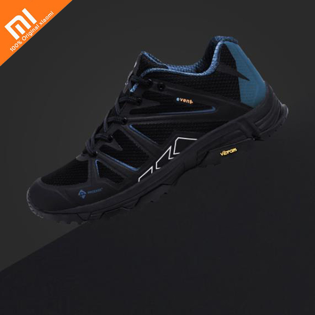 Original xiaomi mijia Proease Forest waterproof V bottom outdoor running shoes wet non-slip waterproof sports shoes