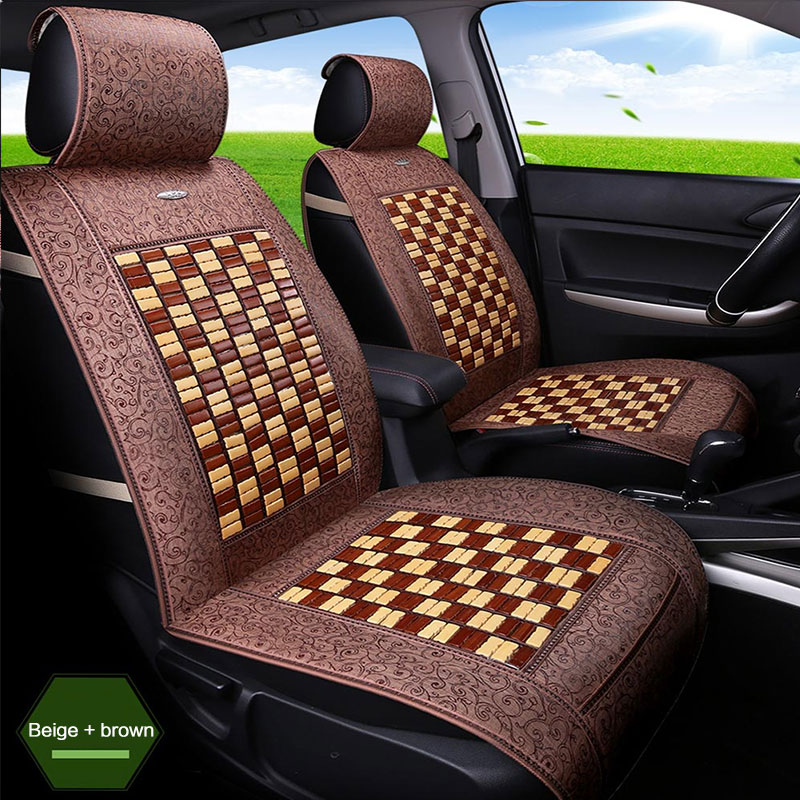 Excellent Us 17 9 50 Off Summer Car Seat Cushion Car Bamboo Seat Cushion Cushion Mat Massage Car With Cool Pad Free Shipping In Automobiles Seat Covers From Squirreltailoven Fun Painted Chair Ideas Images Squirreltailovenorg