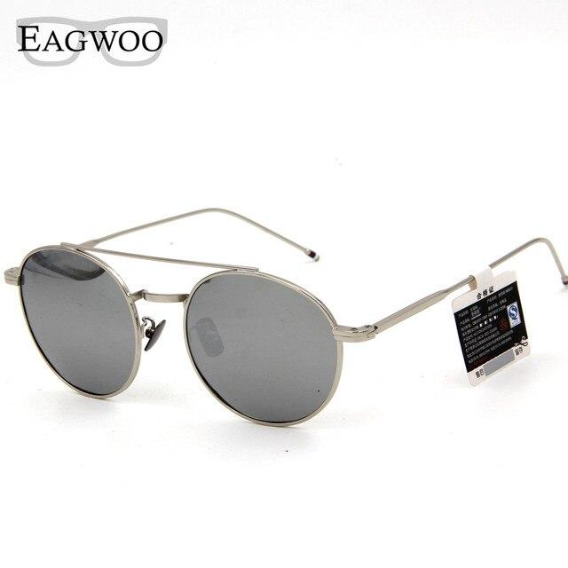 Lunettes Les hommes et les dames sont en verre anti-éblouissement anti-UV lunettes de soleil polarisées ( couleur : Silver ) OEpeMo