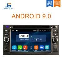 JDASTON Android 9,0 DVD плеер автомобиля для PEUGEOT 3008 5008 2009 2010 2011 Мультимедиа вайфай gps навигации 2 Дин радио 4 Гб оперативная память