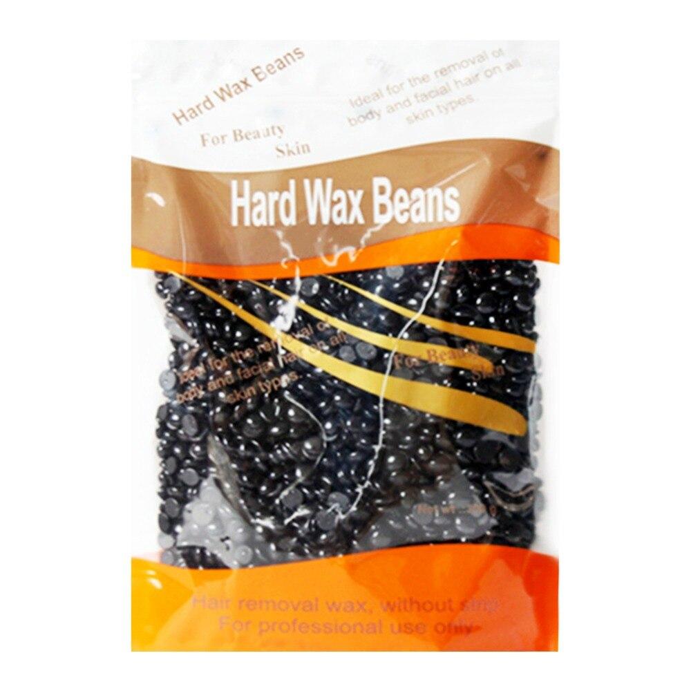300g/Bag Painless Wax Beans Depilatory Arm Leg Bikini Hair Removal Bean No Strip Hard Wax Beans Beauty Hair Removal Wax Bean