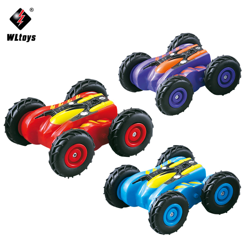 RC Car 2.4G 4wd Remote Control Cars RC Mini Toys 360 degrees rotation Off-road Vehicle toy for Boy Children Kids Christmas Gift