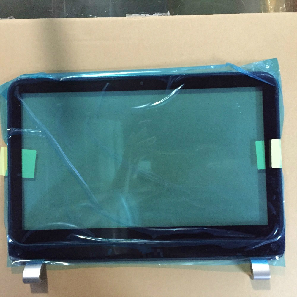 11.6 laptop touch for HP Pavilion TouchSmart 11-E digitizer TouchScreen Glass with frame ...