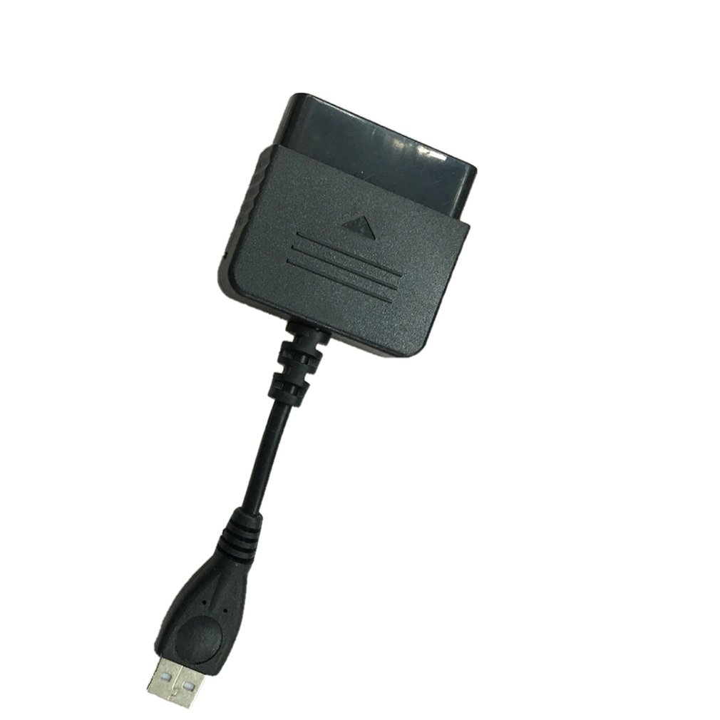 High Quality 1pc USB Adapter Converter Cable For Gaming Controller For PS2 to For PS3 PC Video Game Accessories