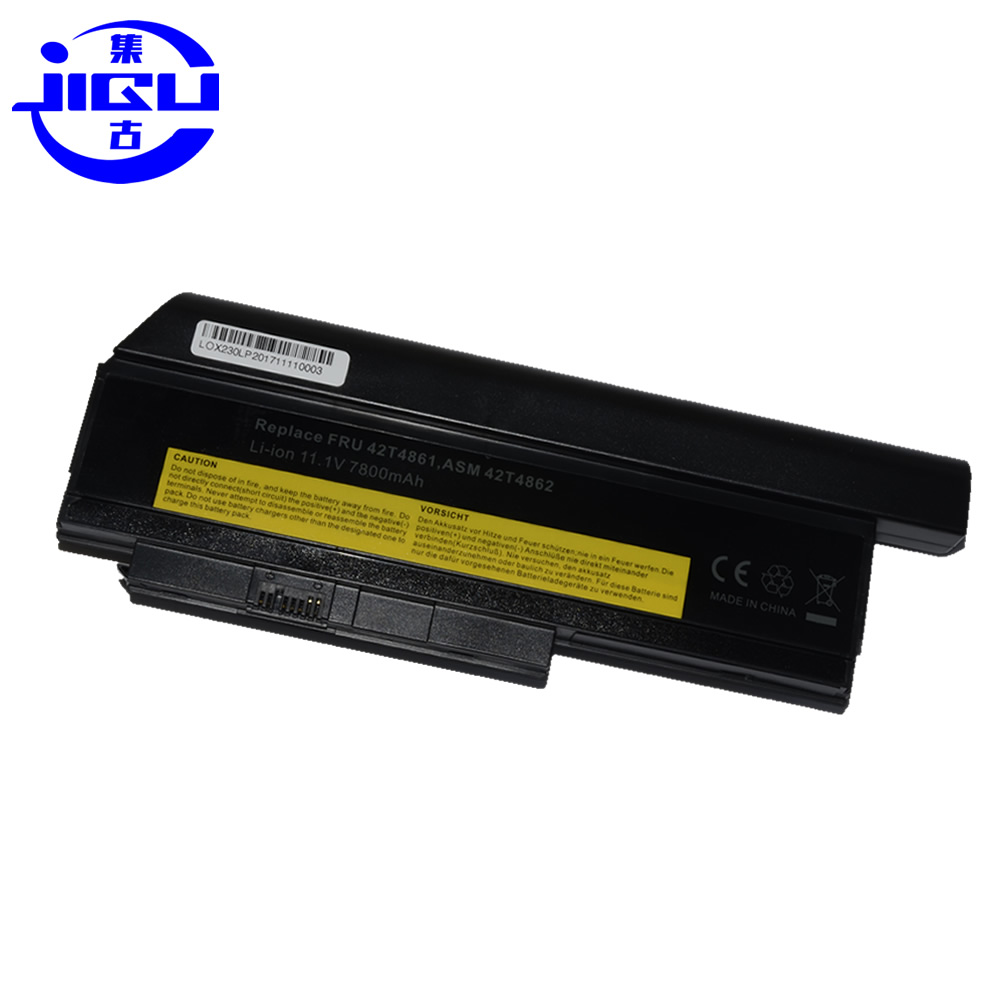 JIGU Laptop Battery 42Y4874 42T4863 42t4866 For Lenovo Thinkpad X230 X220 X220i X220s 42T4901 42T4902 42Y4940 42Y4868 42T4873 original 9cell for lenovo ibm thinkpad x220 x220i x220s 0a36282 0a36283 42t4862 42y4874 42y4868 42t4941 42t4940 42t4942 42y4864