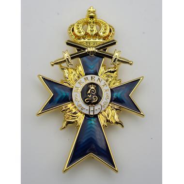 EMD Bavarian Merit Cross Officer Class With Swords1