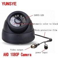 YUNSYE 1920 X 1080P 2 0MP CCTV AHD Camera Sony IMX322 Outdoor 2 Array LED IR