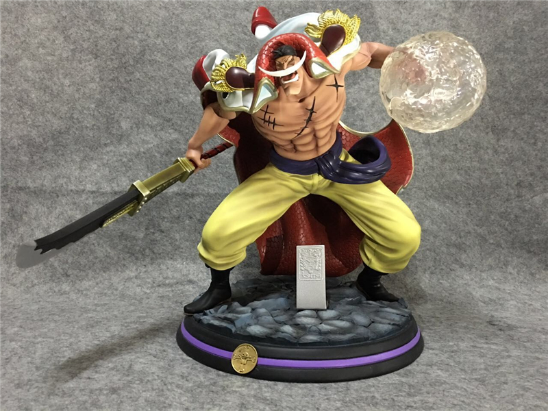 One Piece Enel Resin Model GK Large Size Anime Garage Kit