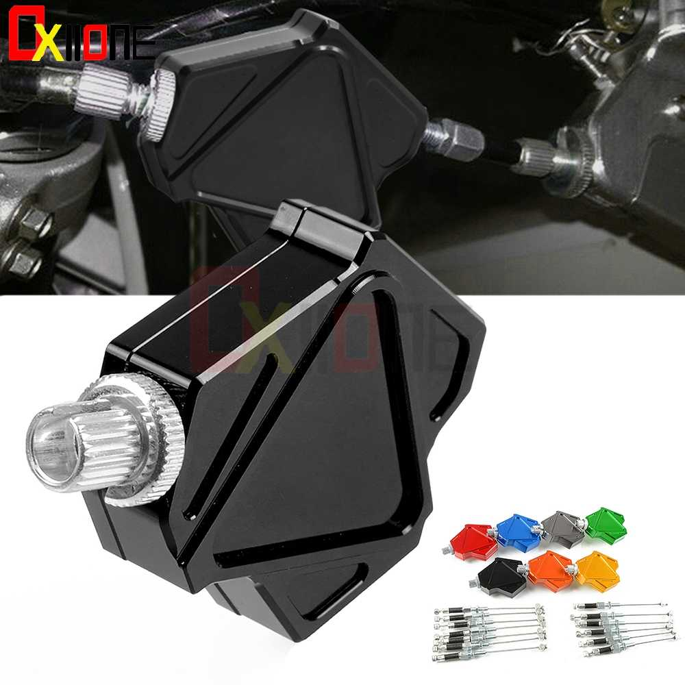 Système de câble de traction facile de levier d'embrayage de cascade de moto pour Honda CB600F CBF600 SA 1000 A CBR600F CBR 600F 600 F hornet 250