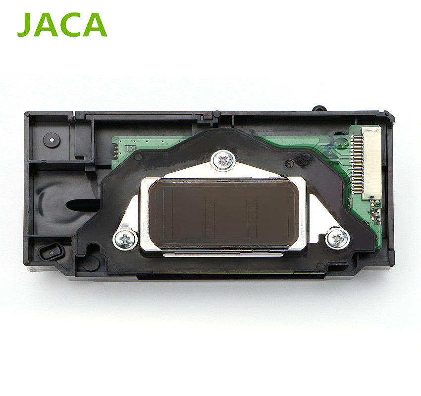JACA print head Printer Head 9600 7600 2100 2200 Printhead Compatible For Epson F138040 F138050 printer 1pcs package capping station for epson 7600 9600 solvent based ink printer