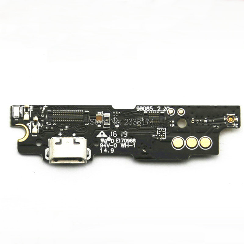 In Stock ! For Meizu M3 Note New Original USB Dock Charging Charge Port Board With Microphone Repair Parts