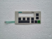 6ES7272-0AA20-0YA0 TP200 Membrane Keypad for HMI Panel repair~do it yourself,New & Have in stock