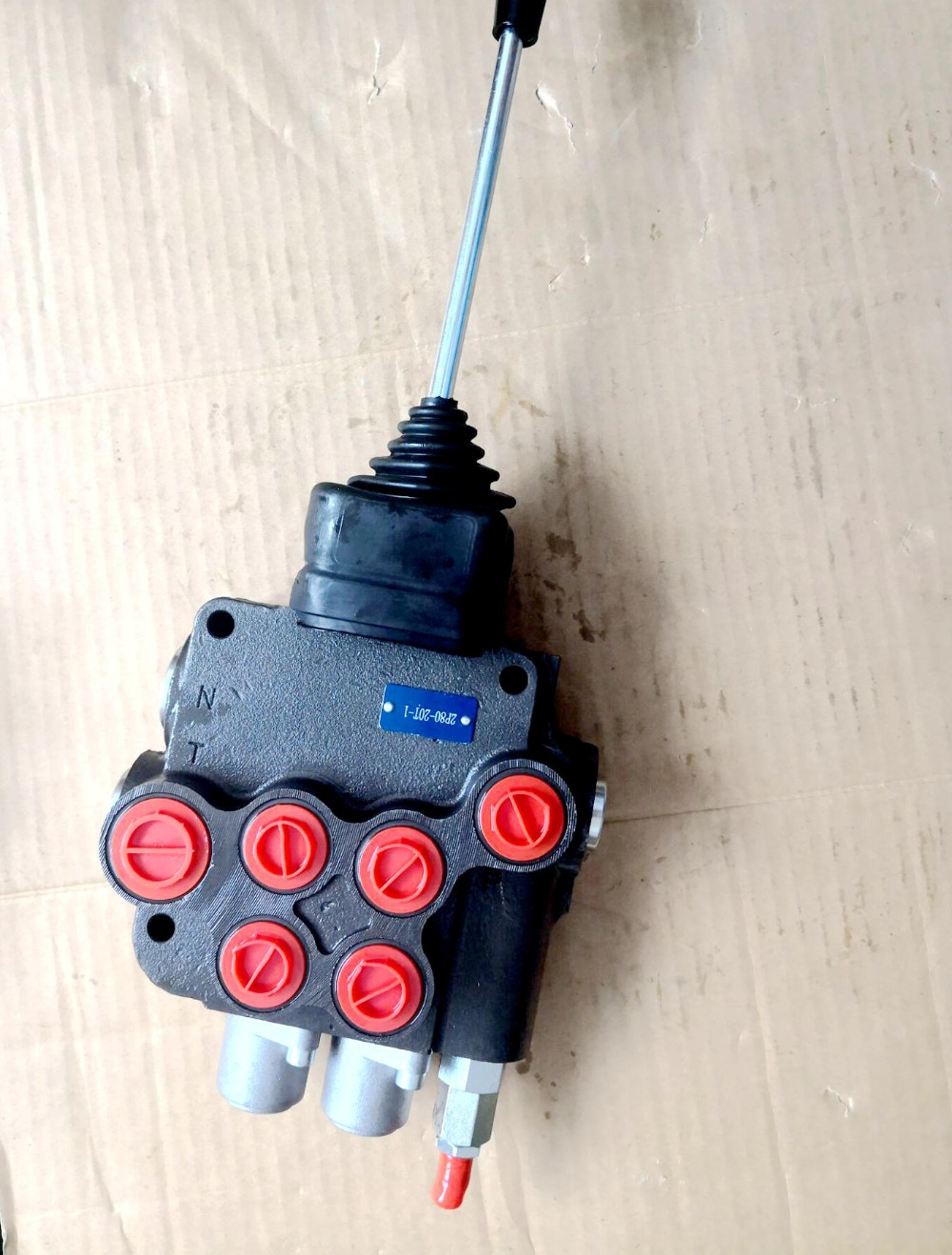 US $131 6 6% OFF 2P80 Joystick Hydraulic Directional Control Valve-in Tool  Parts from Tools on Aliexpress com   Alibaba Group