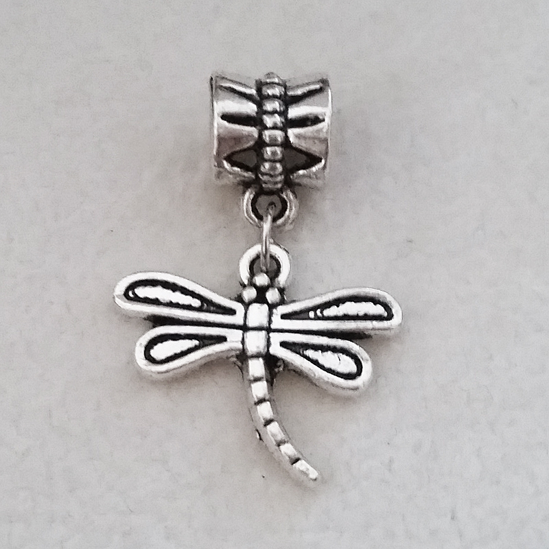 charm libellula pandora