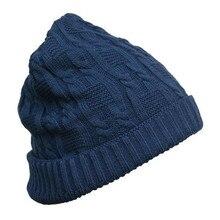 5fe99f5200c7 Faux Fur Pom Pom Beanie Hat Cap High Quality Hot Fashion Men And Women  Jacquard Weaving