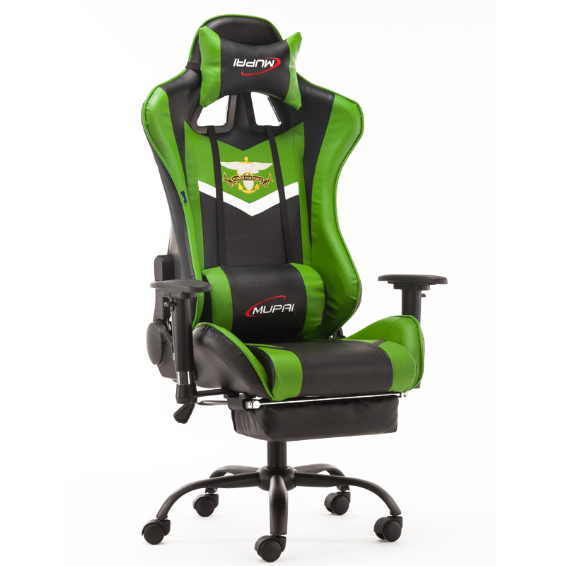 Modern Minimalist Synthetic Soft Leather Home Computer Chair Professional Luxury Network LOL Game Wcg Esports Chair