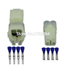 все цены на 5 Sets 4 pin DJ7045F-2.2-11/21 Sealed Male Female connector Sensor auto connector used for VW, Audi, Seat, Skoda онлайн
