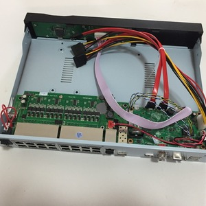 Image 2 - H.265 16CH 4K 48V POE NVR For 3.0MP 4.0MP 5.0MP ONVIF IP PTZ Camera CCTV System Surveillance 2SATA 8CH POE NVR H.264 P2P Cloud