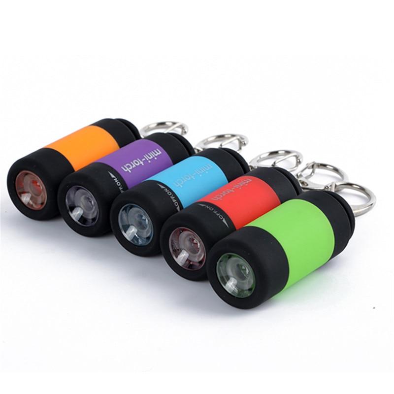 Hot Sale Mini USB LED Torch Lamp Pocket Rechargeable Light Flashlight 0 5W U88 Flash Lamp