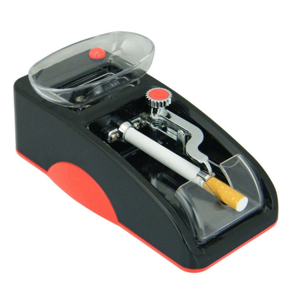 1pc Electric Automatic Cigarette Rolling Machine Tobacco Injector Maker Roller SANDLASHO