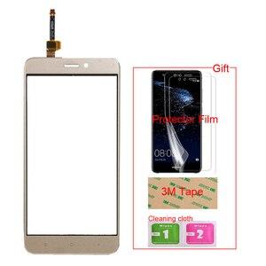 Image 3 - شاشة لمس للهاتف المحمول من TouchGlass لشاومي ريدمي 4X/ريدمي نوت 2 نوت 3 نوت 5A 4A شاشة لمس زجاج محول رقمي لوحة مستشعر