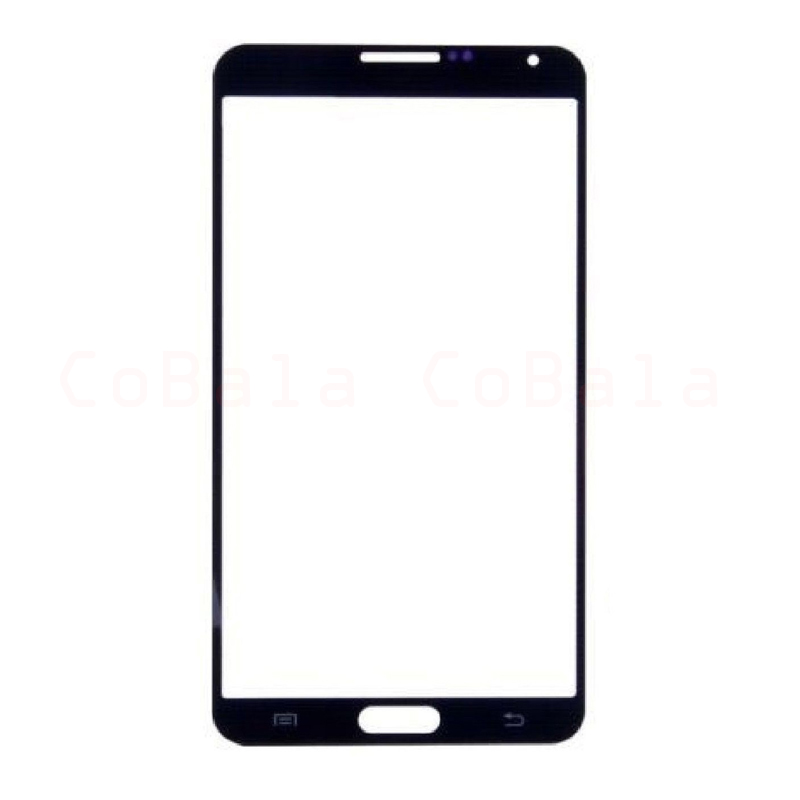 """LOVAIN 10Pcs For Samsung Galaxy Note3 Note 3 N900 N9005 N900F Front Glass 5.7"""" Touch Screen LCD Outer Panel Repair Part"""