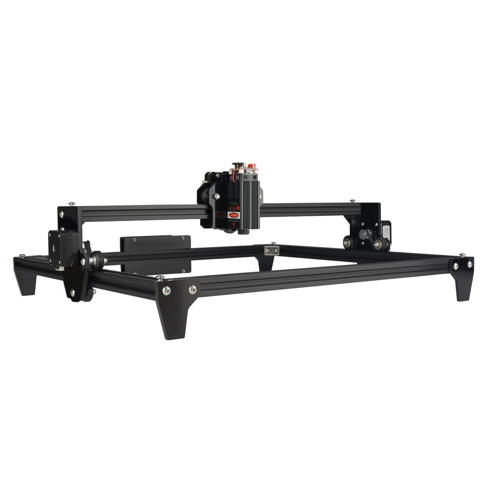 Laser Mini 2500MW CNC laser Engraving Machine 2Axis 3D printer DIY Engraver Desktop Wood Router/Cutter/Printer+Laser Goggles 4