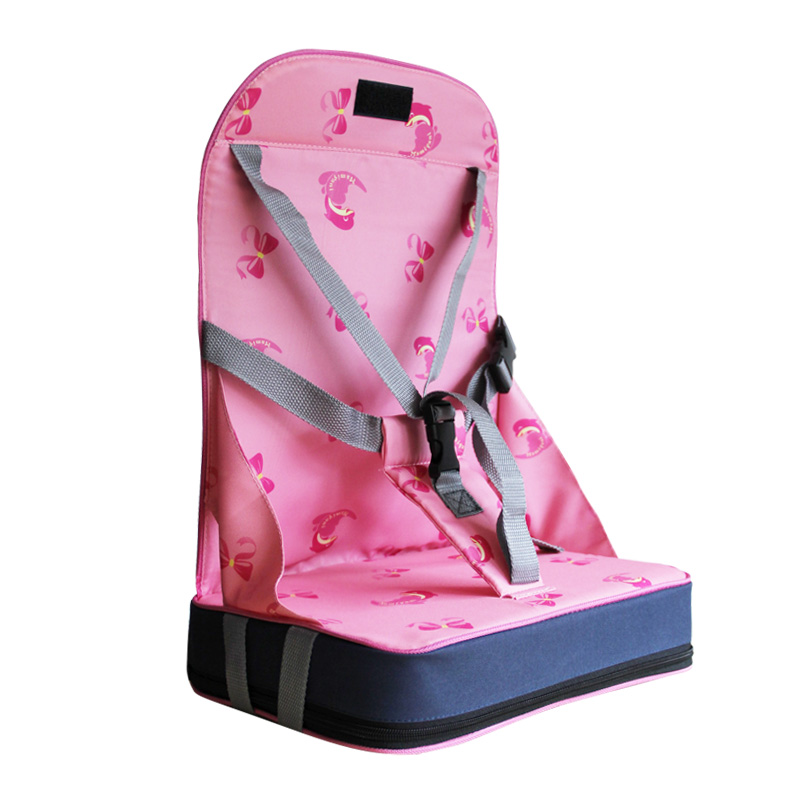 Baby Portable Booster Dinner Chair Waterproof Folding Camping Dining Feeding Highchair Toddler Travel Dining Feeding High Chair