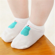 Baby Slippers Floor Cotton Socks