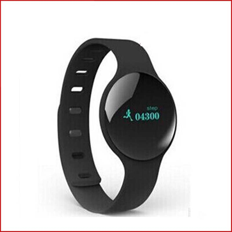 POINT BREAK H8 Heart Rate Test Smart Wear Oled Pedometer Exercise Health Monitoring Bracelet