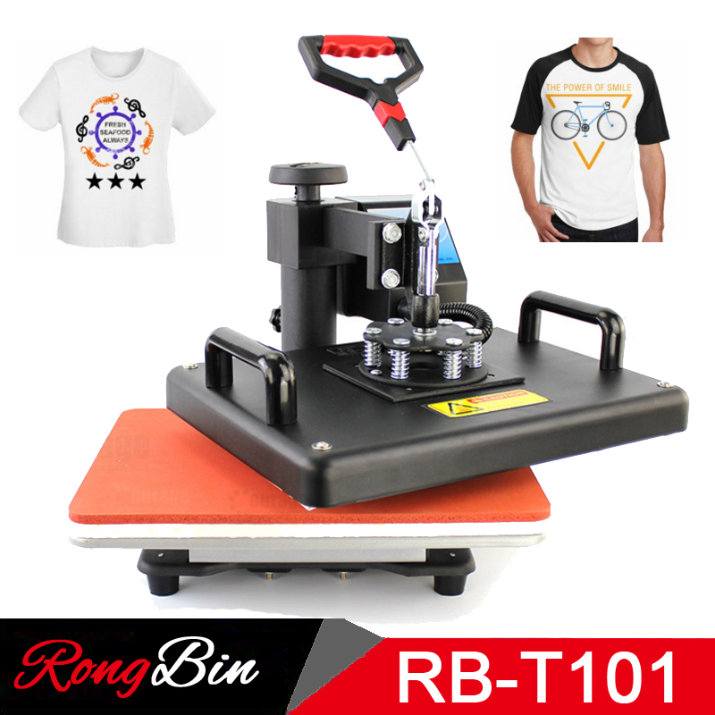 12x15 Inch T shirt Heat Press Machine Digital Swing T shirt Heat Transfer Machina T shirt Printing Machine Sublimation DIY Print