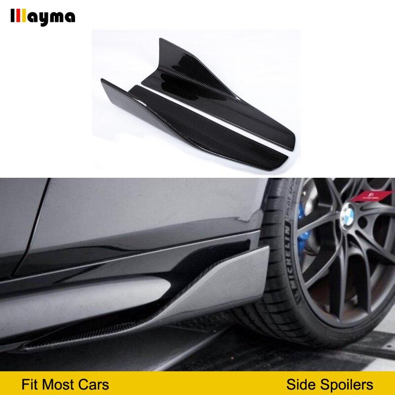 Carbon Fiber Side Skirts For BMW E60 M5 F10 G30 F22 F23 F87 M2 F32 F33 F36 F82 M4 E90 E92 F30 M3 sport styling side spoilerCarbon Fiber Side Skirts For BMW E60 M5 F10 G30 F22 F23 F87 M2 F32 F33 F36 F82 M4 E90 E92 F30 M3 sport styling side spoiler