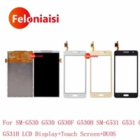 5 0 For Samsung Galaxy Grand Prime SM G530 G530 G530F G530H SM G531 G531 G531F