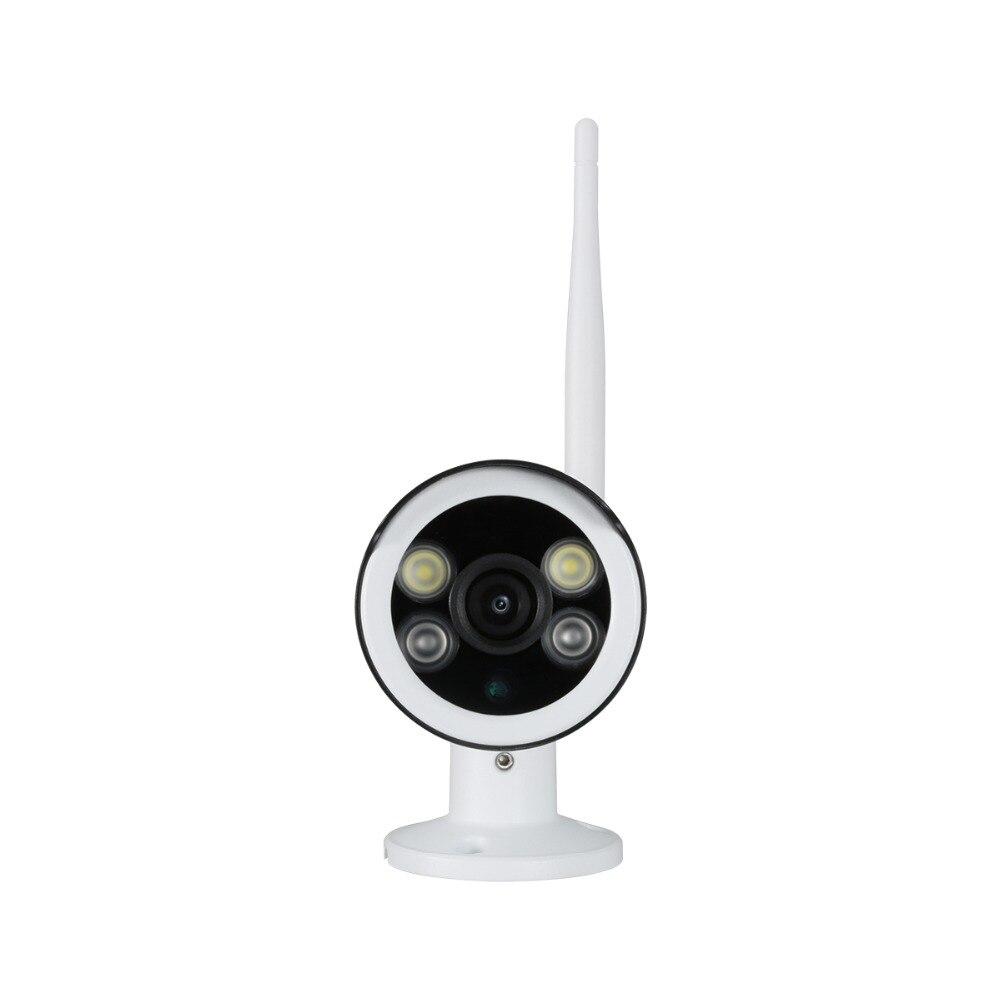 ESCAM QF508 cámara IP HD 1080 P 2MP impermeable al aire libre de color completa de visión nocturna cámara de seguridad de infrarrojos Bulllet Cámara P6SPro - 3