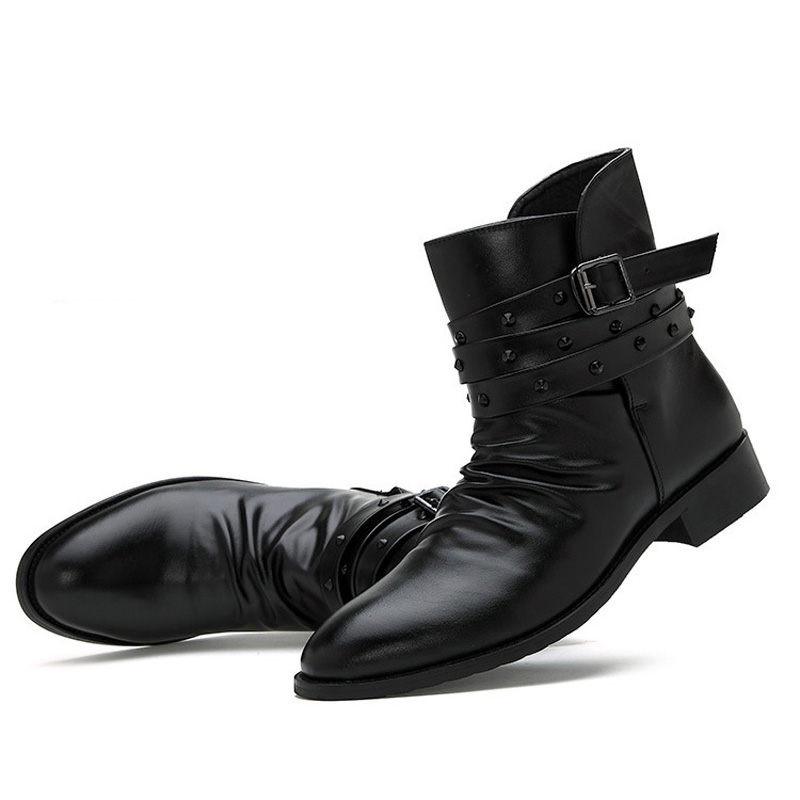Black Mens Ankle Boots Sale: Save Up to 70% Off! Shop chaplin-favor.tk's huge selection of Black Ankle Boots for Men - Over styles available. FREE Shipping & Exchanges, and a % price guarantee!
