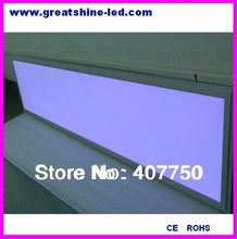 600x1200mm SMD 5050 RGB led panel light 35w double sides lit 2pcs /Lot used for exhibition and display halls