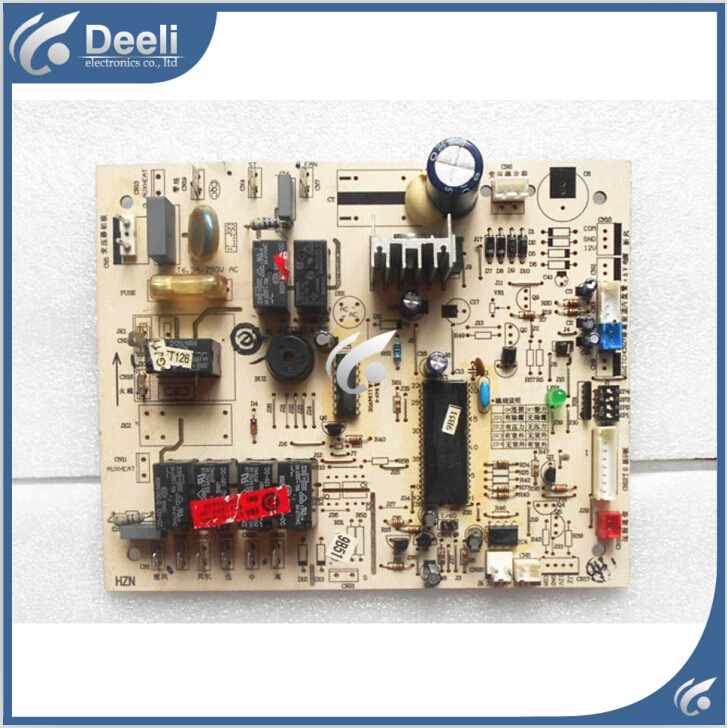 все цены на 95% new good working for Haier air condition Computer board motherboard pc board KFR-120LW 0010451289 on sale онлайн