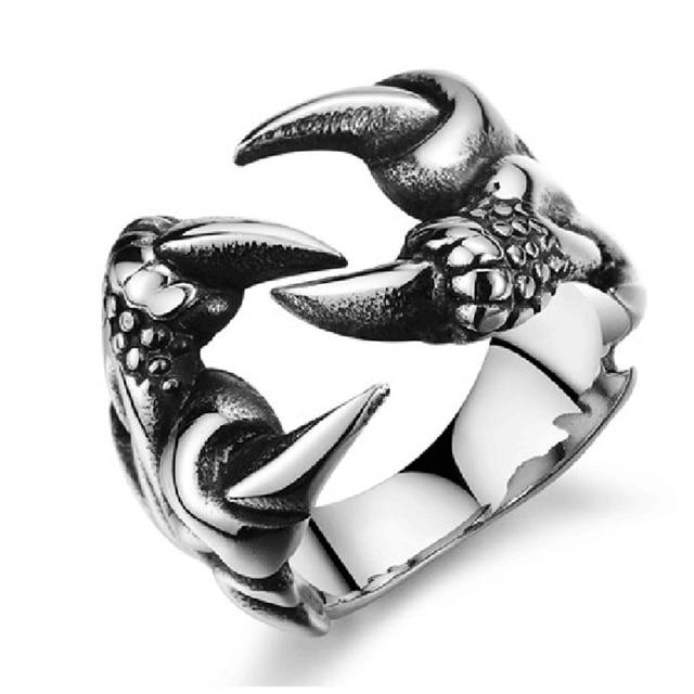 aliexpress buy 2017 new retro stainless steel men s ring