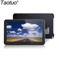 7 Inch Car Satellite GPS Navigation Portable MP3 MP4 Player AVIN BT Touch Screen Satnav GPS