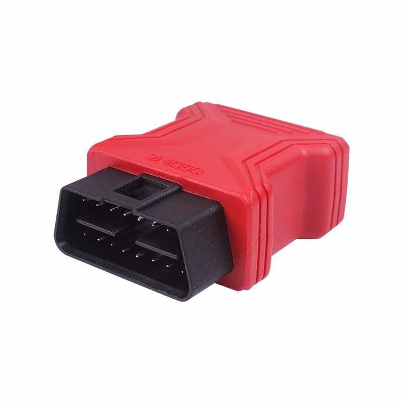 Livraison gratuite 100% Original Xtool OBD 16Pin adaptateur pour X100 Pro, X200, X300, X300 Plus, X100 pad, X100 pad2, OBD2 16 broches connecteur