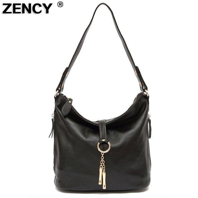 12 Colors 100% Soft Natural Genuine Leather Women's Bags Small Shoulder Tote Handbag Ladies's Cross Body Messenger Bag Purase